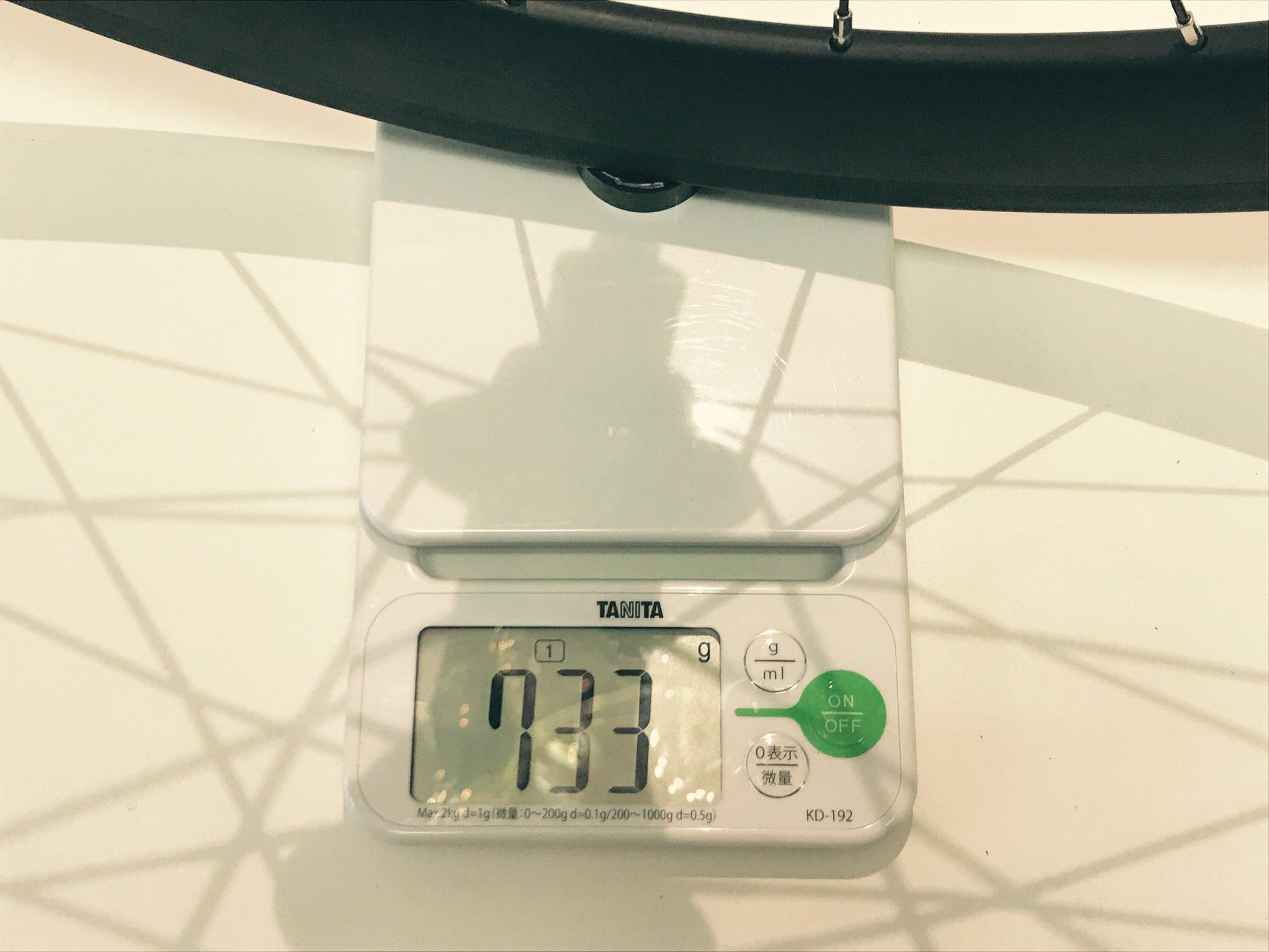 NEW Carbon Rimを使ったレース用ホイール組み上がりました_d0182937_11591924.jpg