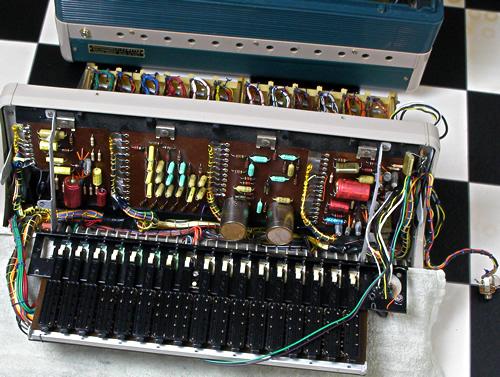 Farfisa Transicord Customized #2_e0045459_20325526.jpg