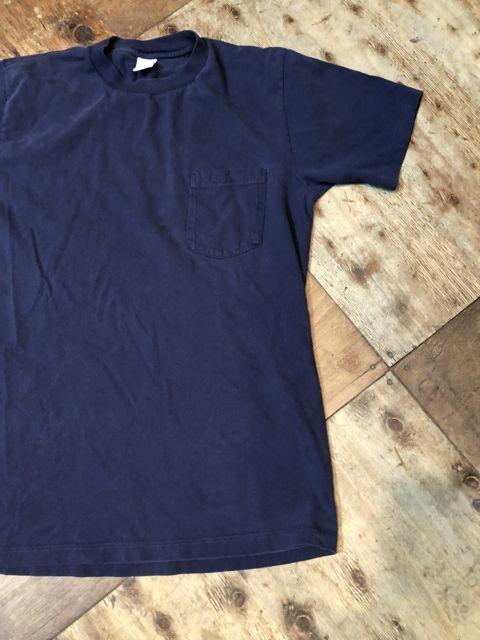 本日入荷!90s〜JC Penny Towncraft all cotton made in U.S.A pocket T-shits!_c0144020_13091910.jpg