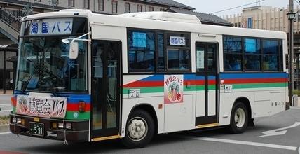 近江鉄道(湖国バス)の富士8E_e0030537_00312043.jpg