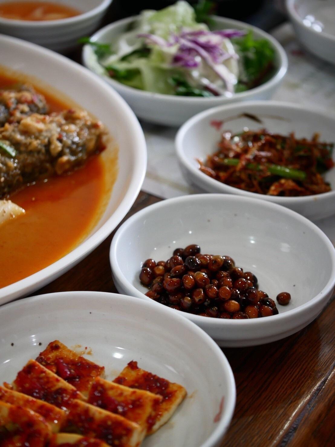 韓国 大邱で食べる絶品タラ料理_b0060363_22390987.jpg