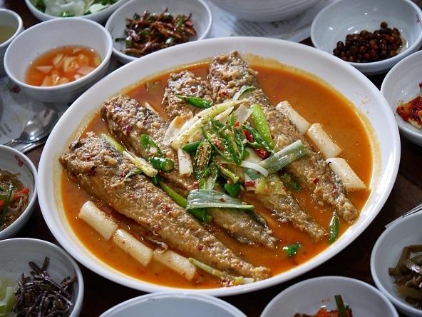 韓国 大邱で食べる絶品タラ料理_b0060363_22403108.jpg