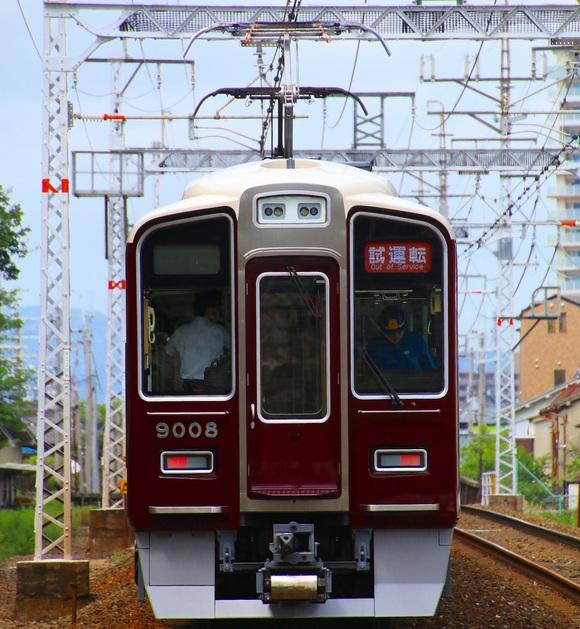 阪急9008F 検査明け・・_d0202264_5142083.jpg