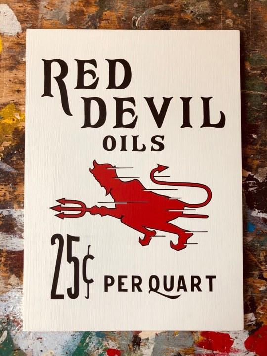 ◆ RED DEVIL OILS Co. ◆_c0078202_11213320.jpg