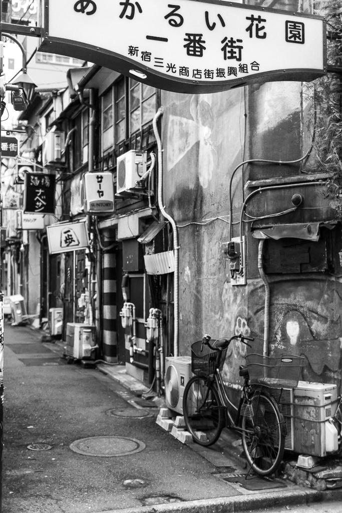 モノクロの世界、新宿花園一番街_b0010915_20064108.jpg