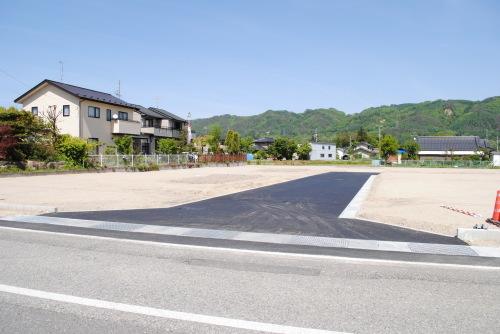 池田町に新しく分譲地誕生_c0218716_17473117.jpg
