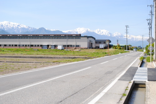 池田町に新しく分譲地誕生_c0218716_17475317.jpg