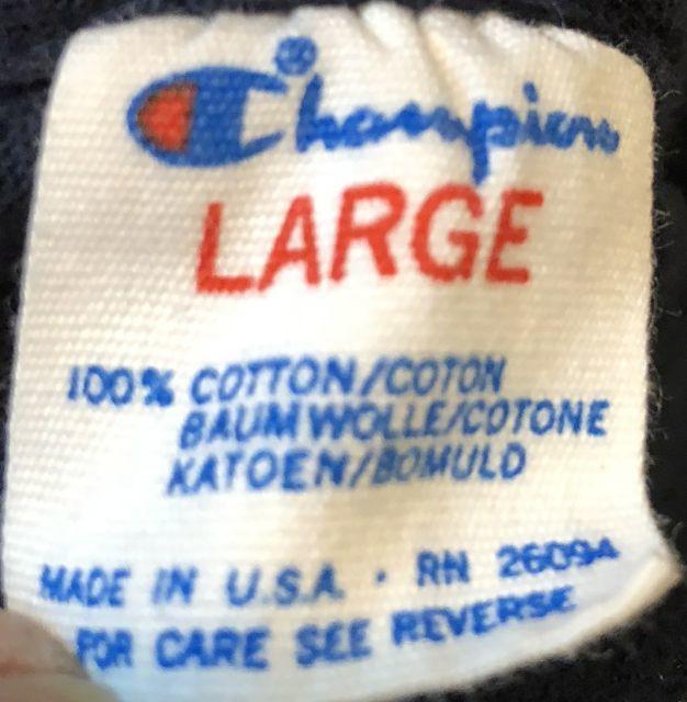 5月12日(土)入荷!80s all cotton チャンピオン トリコダグ カレッジ Tシャツ!_c0144020_14535521.jpg