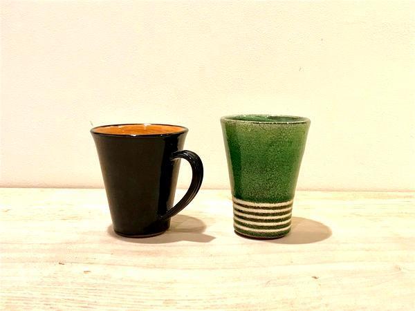 ひとランク上の一杯を丹波焼で…初夏のビアカップ展_e0295731_16542787.jpg