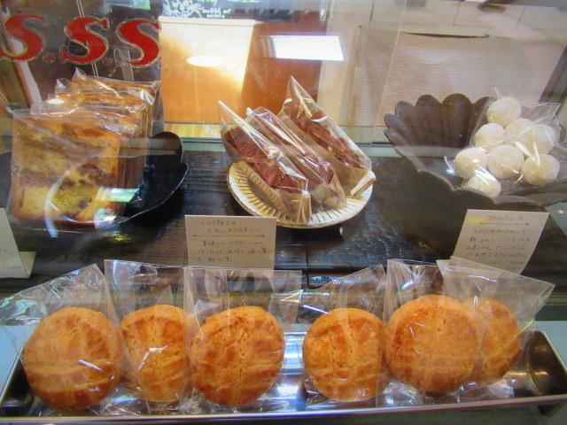 母の日のプチギフト * ありんこ菓子店の焼き菓子色々♪_f0236260_21280095.jpg