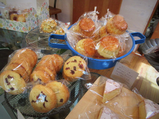 母の日のプチギフト * ありんこ菓子店の焼き菓子色々♪_f0236260_21293463.jpg