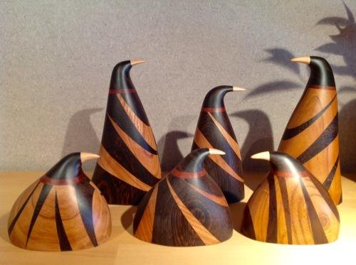 川上嘉彦 木工展 『樹々の調べ 鳥の詩』始まりました!_b0153663_12572037.jpeg