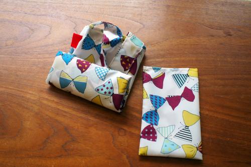 「wear bag 」マチが付いて新登場!_e0243765_10014197.jpg