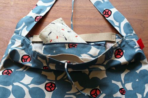 「wear bag 」マチが付いて新登場!_e0243765_10021029.jpg