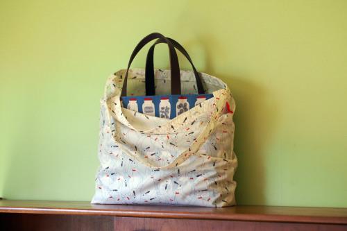 「wear bag 」マチが付いて新登場!_e0243765_10023629.jpg
