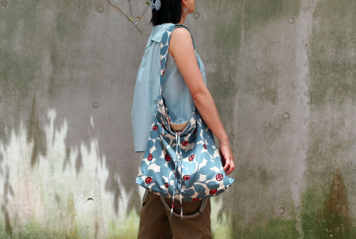 「wear bag 」マチが付いて新登場!_e0243765_10144247.jpg
