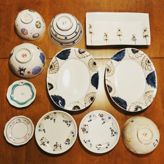 九谷茶碗祭り最終日_f0028675_10443909.jpg