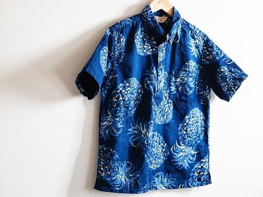 """JELADOより\""""Pullover B.D. Aloha Shirts \""""のご紹介です!!_d0160378_19424349.jpg"""