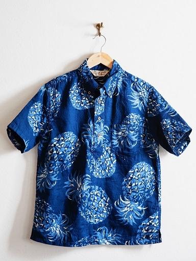 """JELADOより\""""Pullover B.D. Aloha Shirts \""""のご紹介です!!_d0160378_19425210.jpg"""