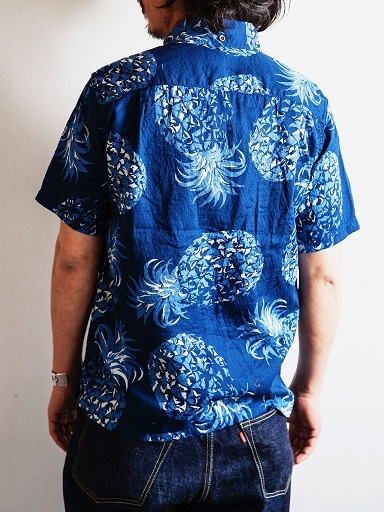 """JELADOより\""""Pullover B.D. Aloha Shirts \""""のご紹介です!!_d0160378_19425918.jpg"""