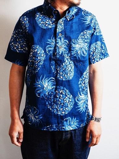 """JELADOより\""""Pullover B.D. Aloha Shirts \""""のご紹介です!!_d0160378_19430013.jpg"""