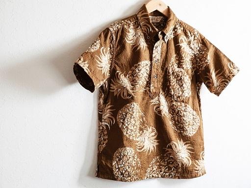 """JELADOより\""""Pullover B.D. Aloha Shirts \""""のご紹介です!!_d0160378_20021785.jpg"""