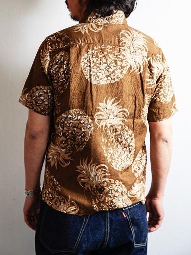 """JELADOより\""""Pullover B.D. Aloha Shirts \""""のご紹介です!!_d0160378_20023361.jpg"""