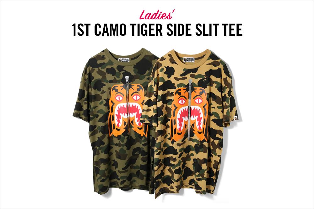1ST CAMO TIGER SIDE SLIT TEE_a0174495_15230199.jpg