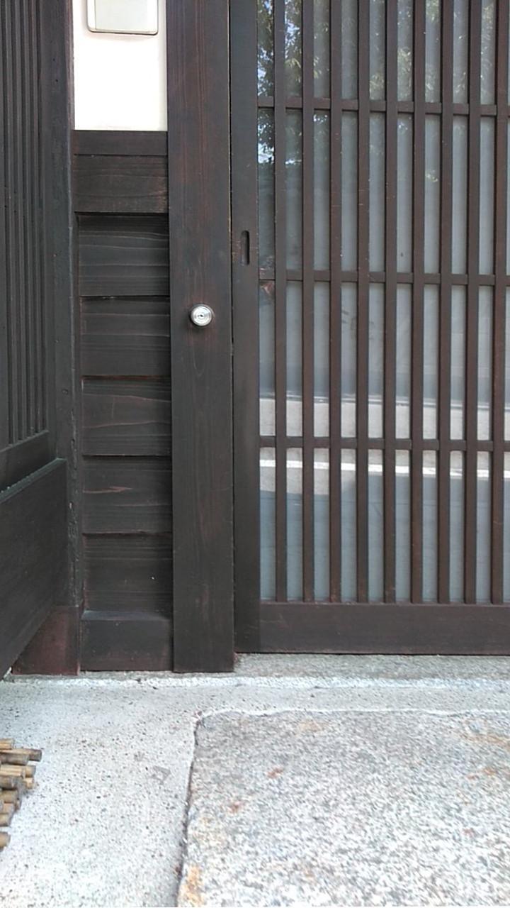 玄関錠のひらめき♪_e0360016_19321541.jpg