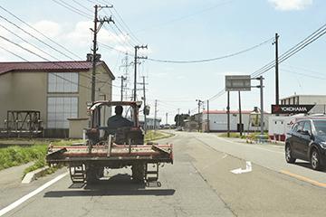 再び八郎潟線・2018桜…と、大潟村ドライヴ_b0259218_05140469.jpg