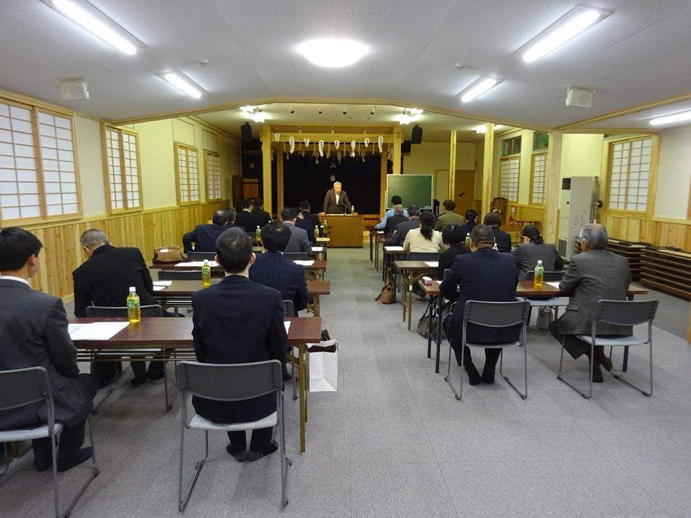 神社庁巡回研修_c0111229_07415985.jpg