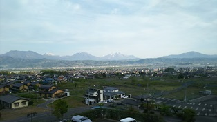 GW前半 長野県への犬連れ車中泊の旅 朝風呂@あけびの湯編_b0080342_10511206.jpg
