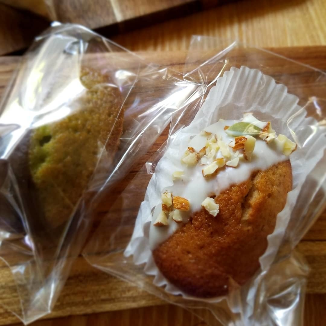 母の日のプチギフト * ありんこ菓子店の焼き菓子色々♪_f0236260_01231458.jpg
