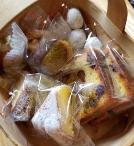 母の日のプチギフト * ありんこ菓子店の焼き菓子色々♪_f0236260_02072096.jpg
