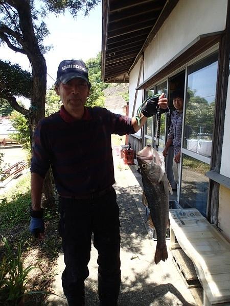 トシ子3さんの釣果♬_a0077071_11215866.jpg