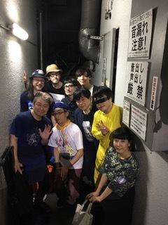 La.mama 36th anniversary ヒカシューと対バン!!!!_b0209830_21511105.jpeg