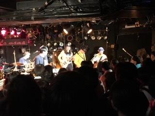 La.mama 36th anniversary ヒカシューと対バン!!!!_b0209830_21512401.jpeg