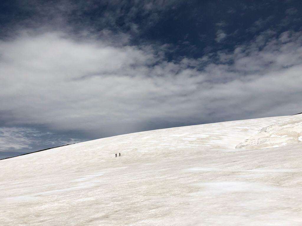 白山雪山チャレンジ_c0113733_23493660.jpg