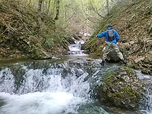 喜多方に流れる河川で釣りをして来ました。_c0160368_19454840.jpg