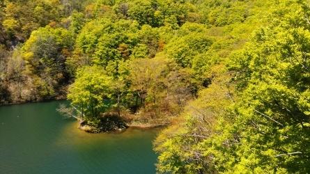 喜多方に流れる河川で釣りをして来ました。_c0160368_19563343.jpg