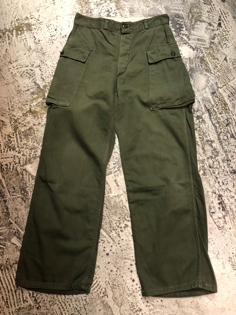 Military Footwear&Trousers!!(大阪アメ村店)_c0078587_1511351.jpg