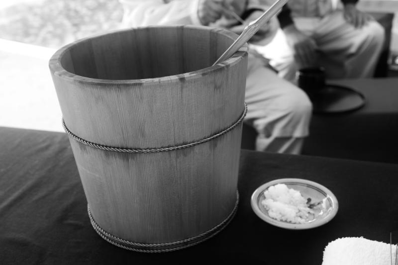 歩かまい稲武にて桶茶_b0220318_16473534.jpg