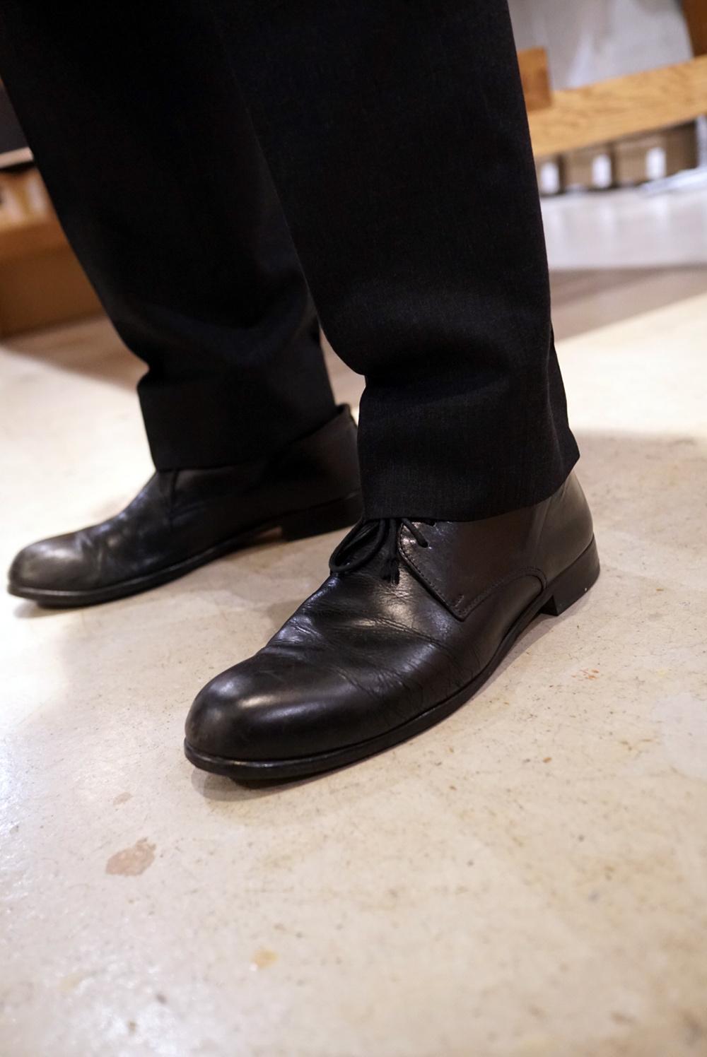 革靴を変えてますか?_a0155932_22021759.jpg