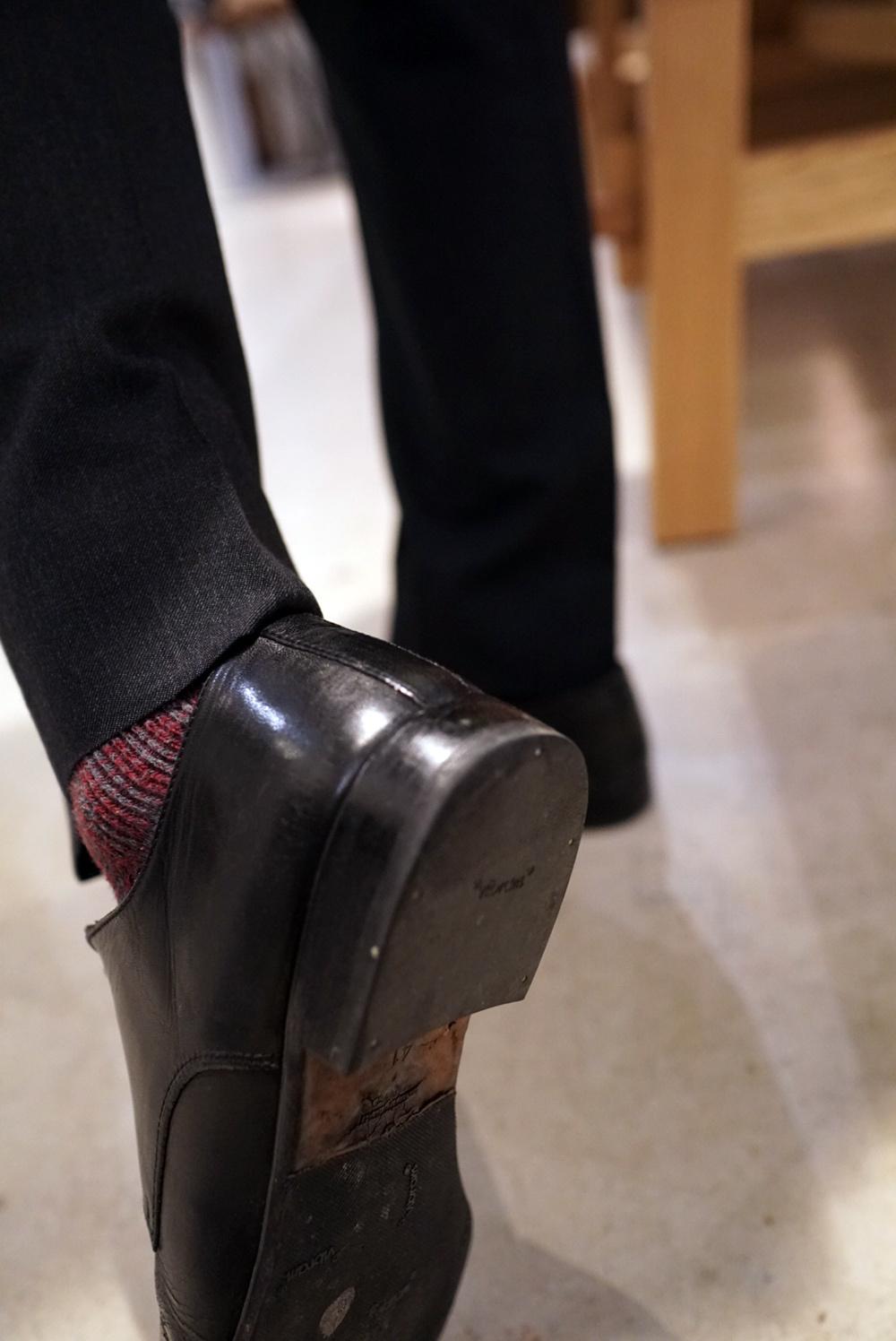 革靴を変えてますか?_a0155932_22215377.jpg