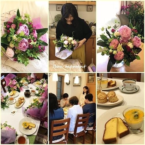 お菓子とお花を楽しむイベント終了_c0190542_00580948.jpg