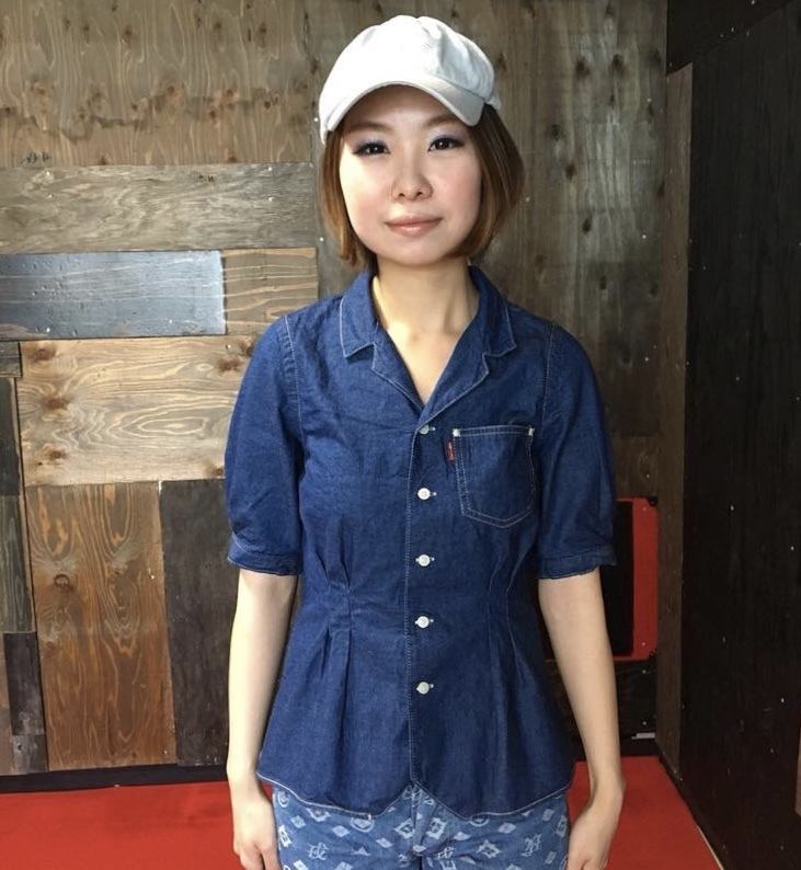 EVISU WOMAN_a0154045_03495738.jpeg
