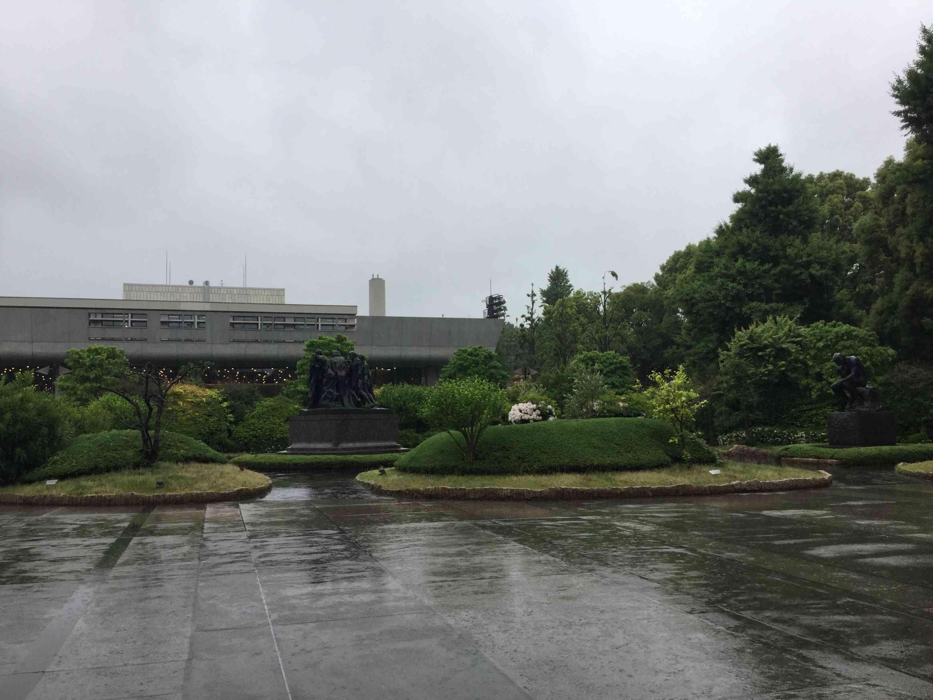 プラド美術館展までの道のり。_d0137764_10511456.jpg