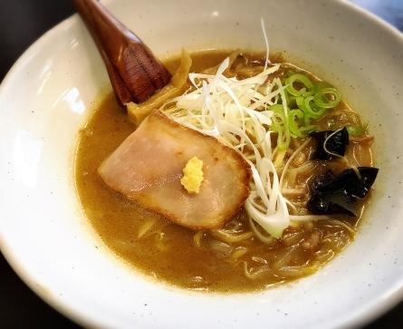 Soba・Noodle 鶴 -HAKU-/札幌市 西区_c0378174_20393977.jpg