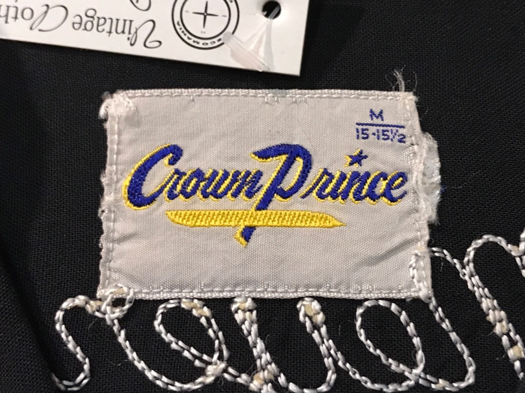 神戸店5/16(水)Vintage&Superior入荷! #4 Vintage Bowling Shirt etc...!!!_c0078587_14305610.jpg