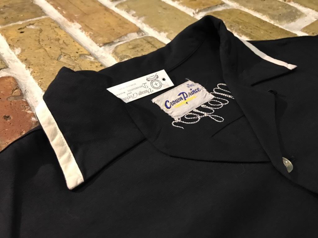 神戸店5/16(水)Vintage&Superior入荷! #4 Vintage Bowling Shirt etc...!!!_c0078587_14305753.jpg